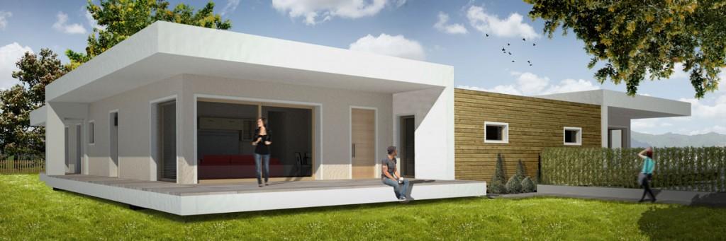 Prenota la tua visita in un cantiere di una casa in legno for Case in legno autorizzazioni