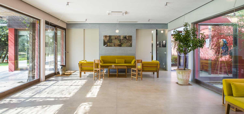 Casa in legno stile contemporaneo for Casa stile contemporaneo