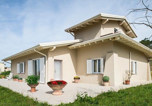 Casa in Legno Firenze