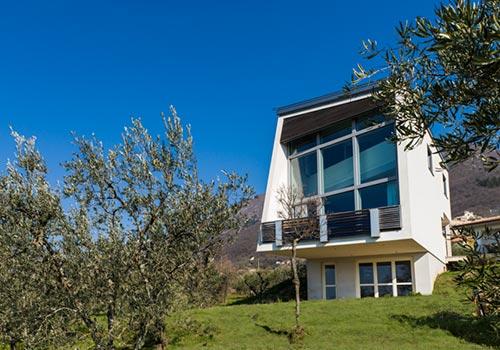 Casa in Legno a San Donato Valcomino