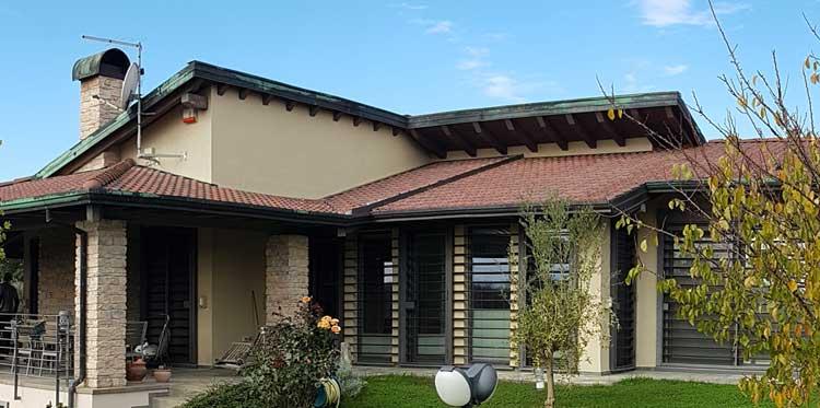 Ampliamento casa in legno bautiz case in legno - Ampliare casa con struttura in legno ...
