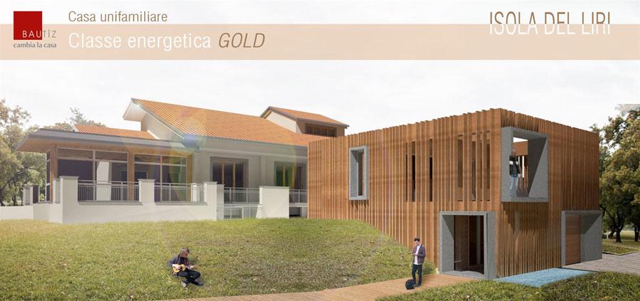 Cantieri in corso case in legno - Ampliamento casa in legno ...